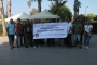 EMEP, grevdeki Hilton SA işçilerini ziyaret etti