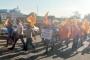Tuzla Prokom'da eylem yapan işçilerin üzerine araç sürdüler