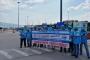 Liman-İş, Avustralya'daki sendikalı işçileri çıkaran Dubai Port'u protesto etti