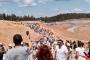 Kaz Dağları'nda ağaç katliamını on binlerce kişi protesto etti