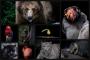 Kolombiya'da kaçakçılar ve sirklerden kurtulan hayvanlar ikinci baharı bekliyor