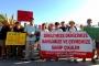 Dikili'de Sahil Güvenlik Komutanlığı inşaatının taşınması için kampanya