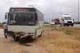 Diyarbakır'da mültecileri taşıyan minibüs devrildi: 1 ölü, 12 yaralı