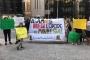 Kaz Dağları'na Kanada'dan destek: Kanadalı altın şirketinin önünde nöbet başladı