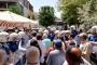 Mardin'de kayyum protestosu: Vekiller önce çembere alındı sonra iteklendi
