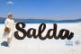 Salda Gölü'nü ziyaret eden Emine Erdoğan: Mutmain oldum