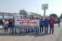 Gıda-İş, Marlboro'da iki üyesinin işten atılmasını protesto etti