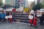 İzmir'de işçi kadınlar kadına şiddete karşı ses çıkardı