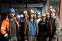 İşsiz kalan maden işçileri TKİ'nin verdiği sözler üzerine açlık grevini sonlandırdı
