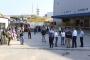 PTT kargo merkezinde paketten çıkan toz nedeniyle iki çalışan hastaneye kaldırıldı