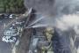 Tuzla'daki fabrika yangını söndürüldü: 2 itfaiye personeli yaralı