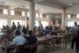 Ege Üniversitesinde yemek zammı protesto edildi