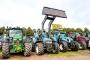 Hollanda'da çiftçilerden tarım politikalarına karşı traktörlü eylem