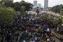 Endonezya'da hükümet protestoları sürüyor