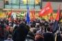 Operasyon Avrupa'nın çeşitli kentlerinde protesto edildi: Operasyon durdurulsun
