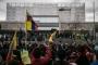 Ekvador'da eylemlerine devam eden yerliler: Polis şiddeti bitmeden diyalog olmaz
