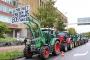 Hollanda'da çiftçiler tarım politikalarına karşı eylemlerini sürdürüyor