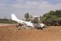 Antalya Manavgat'ta sivil eğitim uçağı düştü