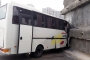 Başakşehir'de işçi servisi duvara çarptı: 6 yaralı