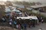 Gebze'de işçi servisi devrildi: 1'i ağır 8 işçi yaralı