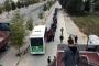 Bolu'da otobüs çilesi bitmiyor: Otobüsler tıka basa, öğrenciler dakikalarca yollarda!