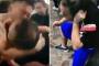 Hong Kong'da eylemlere katılan meclis üyesinin kulağını ısırarak kopardı