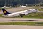 Alman hava yolu şirketi Lufthansa'da kabin personeli 2 günlük greve gidiyor