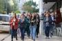 """Kızıltepe'de kayyum protestosuna polis müdahale etti, halk """"Bu kent bizim"""" dedi"""