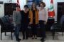 Balçovalı kadınlar 25 Kasım'a doğru belediye başkanını ziyaret etti