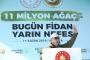 Cumhurbaşkanı Erdoğan fidan kampanyasında Gezi eylemlerini hedef aldı