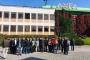 İki aydır ücretlerini alamayan işçiler ANFA önünde eylem yaptı
