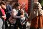Suruç Belediyesine atanan kayyumu protesto edenlere polis müdahalesi