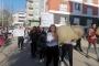 Esenyalı'da kadınlardan şiddete karşı erbaneli yürüyüş