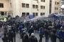 Gürcistan'da erken seçim talebiyle yapılan eyleme polis müdahalesi