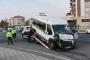 Malatya'da iki işçi servisi kaza yaptı: 20 kişi yaralandı