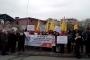 DERİTEKS'ten VİP Giyim önünde açıklama: Sendika anayasal haktır!