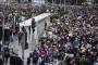 HongKong'da demokrasi yürüyüşüne binlerce kişi katıldı