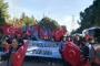 Metal işçileri MESS'in dayatmalarını protesto etti