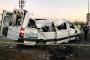 Samsun'da öğrenci servisi devrildi: 1 ölü, 11 yaralı