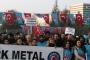 Bursa'daki metal işçileri: Taleplerimizden taviz verilmesin