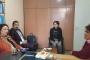 CHP'li kadın vekillerden Evrensel'in Ankara Bürosuna destek ziyareti