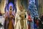 Noel kutlamalarında barış mesajı