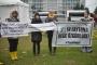 İBB binası önündeki fayton protestosu 12. gününde sürüyor