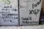 ODTÜ'de Dağcılık ve Kış Sporları Kolu odasına provokatif yazılama