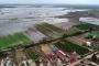 Adana'da sular altında kalan tarlalardaki sular çekilmedi
