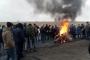 Yozgat'ta işten atılan madenciler direniş çadırı kurdu