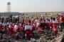 İran'da 176 kişinin bulunduğu yolcu uçağı düştü, kurtulan olmadı