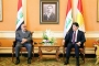 Irak'ta kritik görüşme: Abdulmehdi ile Barzani görüştü