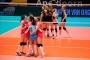 Almanya'yı yenen A Milli Kadın Voleybol Takımı Tokyo'da olimpiyatlara katılacak
