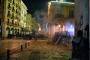Lübnan'da hükümeti protesto eden halka saldırılar sürdü: 114 yaralı